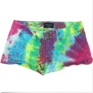 American Eagle Outfitters Tie Dyed Shorts 2